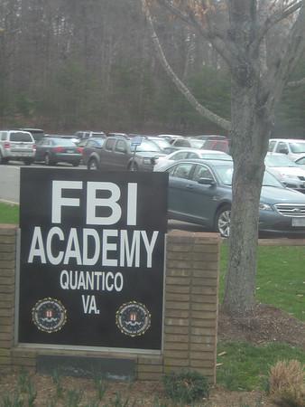2010 Criminal Justice trip to Quantico