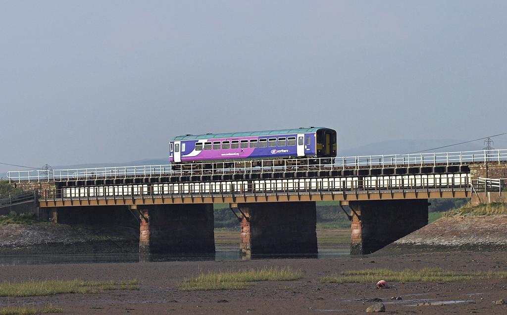 153330 Ravenglass 2/9/2010<br /> 2C43 1534 Lancaster-Carlisle