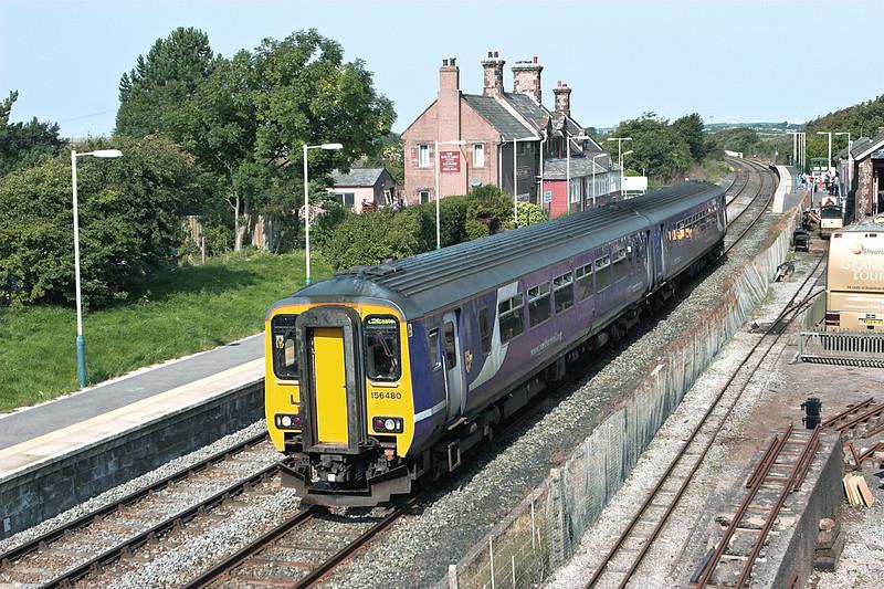 156480 Ravenglass 2/9/2010<br /> 2C42 0940 Carlisle-Lancaster