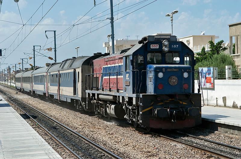 GT-557 Tahar Sfar 3/8/2010<br /> 5-12/75 1335 Tunis Ville-Sousse
