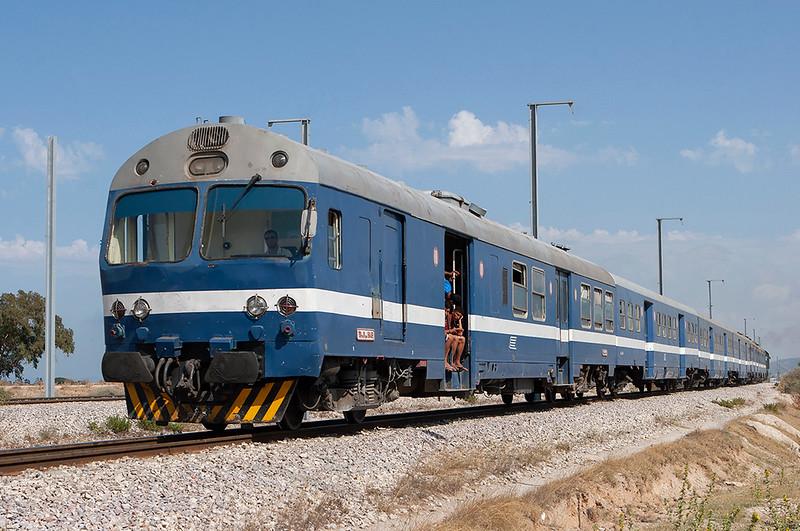 040-DK-86 (on rear), Rades Milane 3/8/2010<br /> 196 1500 Erriadh-Tunis Ville