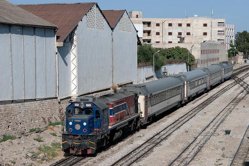 GT-560 Tunis 3/8/2010<br /> 12-5/74 1425 Sousse-Tunis Ville