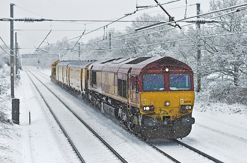 66041 Balshaw Lane Junction 5/1/2010<br /> 1Z99 1044 Warrington Arpley-Carlisle