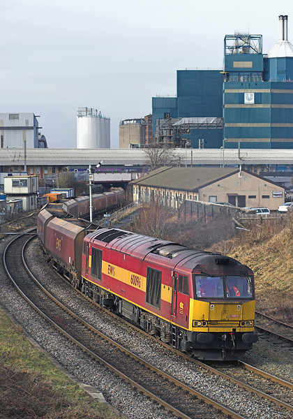 60096 Warrington Arpley 5/2/2010<br /> 6F78 1210 Fiddlers Ferry PS-Liverpool Bulk Terminal