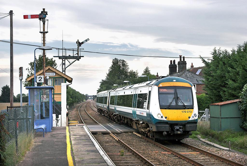 170273 Spooner Row 6/9/2010<br /> 1K74 1412 Cambridge-Norwich