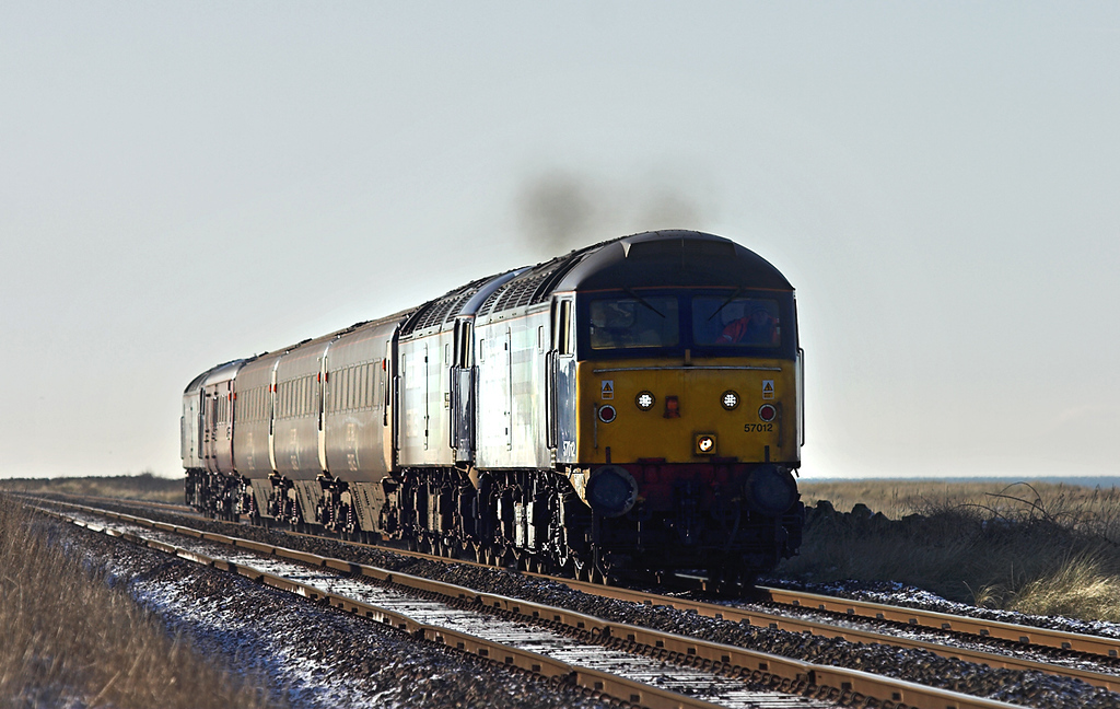 57012, 57008 and 47501, St Helens 8/1/2010<br /> 2T26 1120 Workington-Maryport