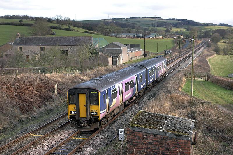 150273 Keerholme 8/2/2010<br /> 2H08 0819 Leeds-Morecambe