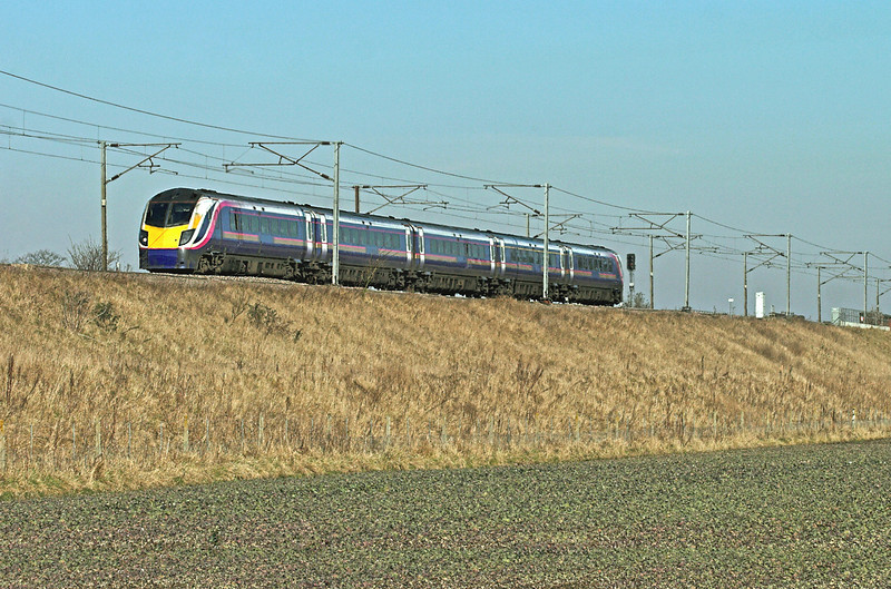 180109 Little Heck 8/3/2010<br /> 1A93 1012 Hull-London Kings Cross