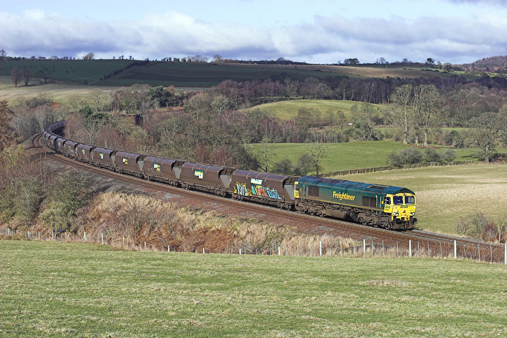 66547 Coombe Eden 9/2/2010<br /> 6M31 0438 Killoch-Ratcliffe PS