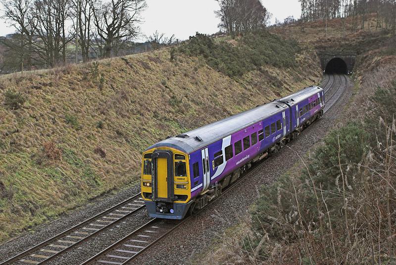 158842 Coombe Eden 9/2/2010<br /> 1M53 0947 Leeds-Carlisle