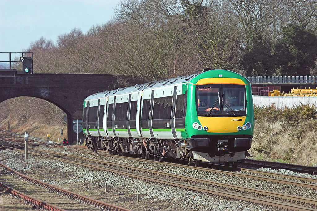 170630 Cosford 9/3/2010<br /> 1G29 1147 Shrewsbury-Birmingham New Street