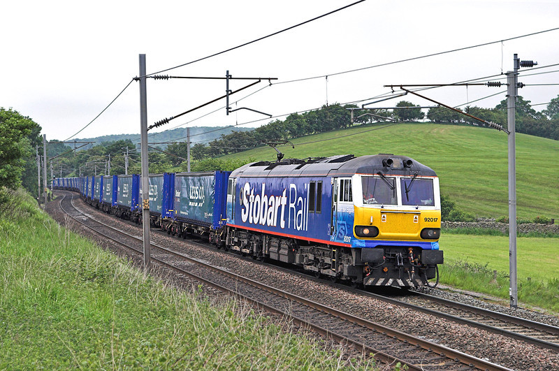 92017 Well Heads 11/6/2010<br /> 4S43 0622 Rugby-Mossend Yard