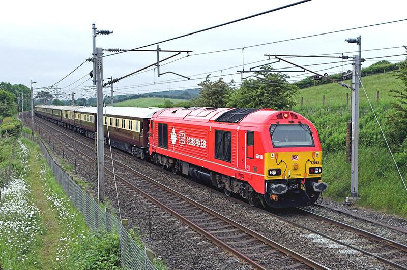 67018 Sedgwick 11/6/2010<br /> 1Z20 0534 Crewe-Helensburgh Upper