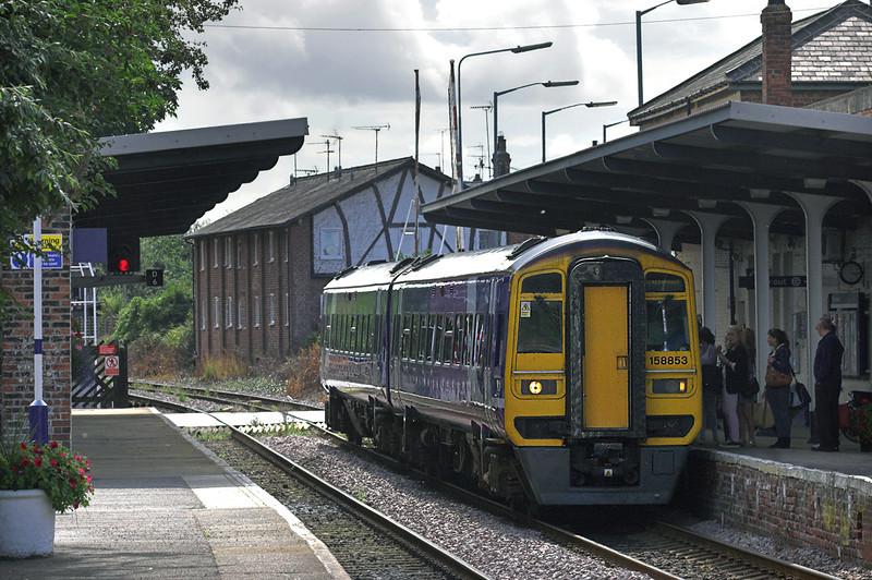 158853 Driffield 12/8/2010<br /> 2W28 1444 Hull-Bridlington