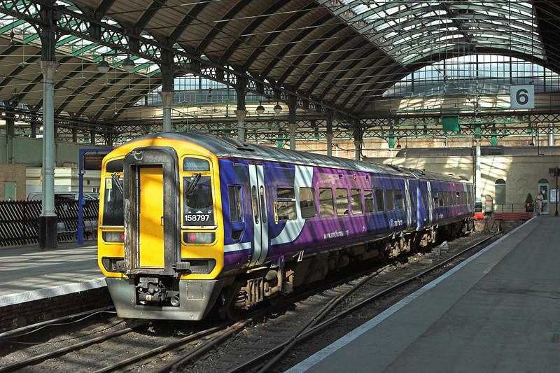 158797 Hull 12/8/2010<br /> 2W36 1644 Hull-Bridlington