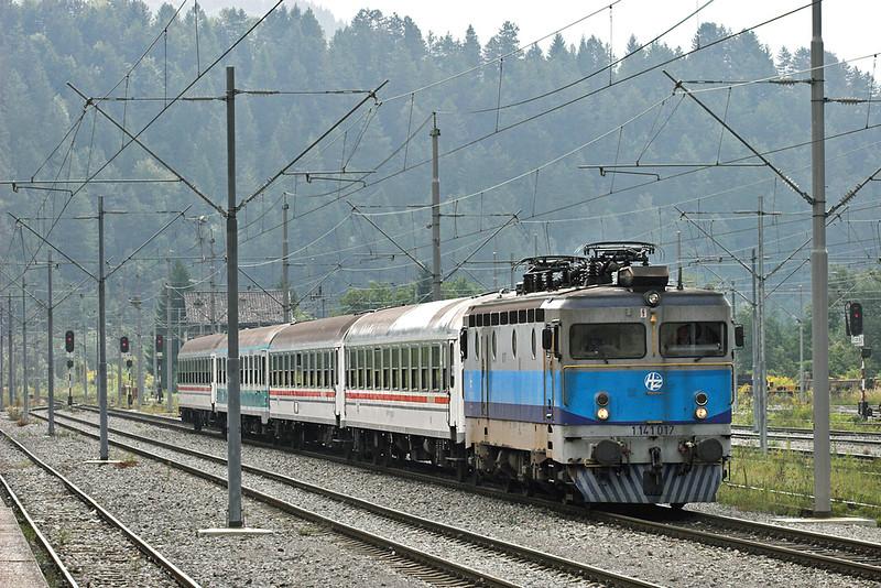 1141 017 Moravice 12/9/2010<br /> 4000 0817 Zagreb Gl.kol-Rijeka