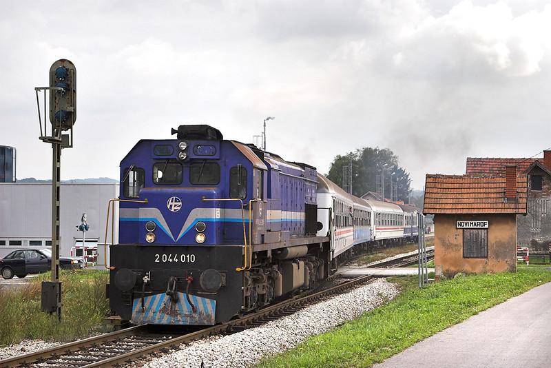 2044 010 Novi Marof 13/9/2010<br /> 994 1410 Zagreb Gl.kol-Kotoriba