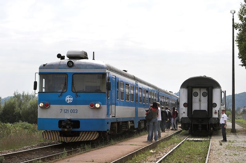 7121 003 Veliko Trgovišće 13/9/2010<br /> 3008 1313 Zagreb Gl.kol-Varazdin
