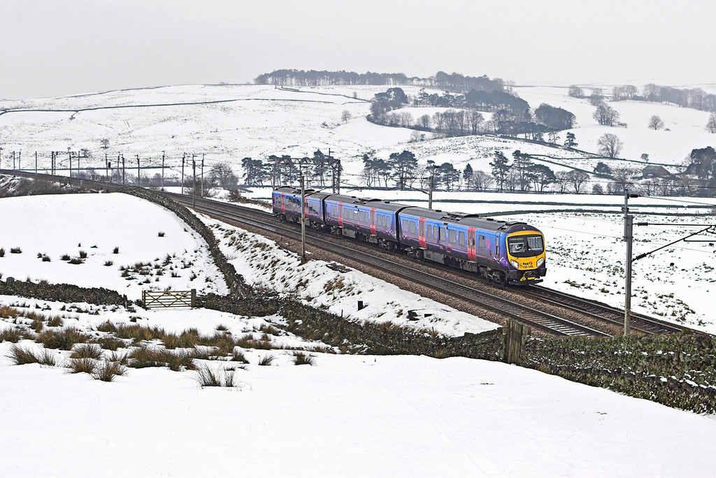 185146 Greenholme 14/1/2010<br /> 1S46 1000 Manchester Airport-Edinburgh
