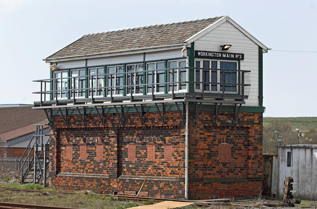 Workington Main No.2 15/4/2010