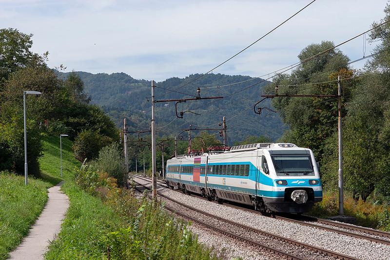 310-002 Jevnica 15/9/2010<br /> ICS18 1213 Ljubljana-Maribor