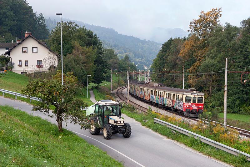 315-227 Jevnica 15/9/2010<br /> LP2259 0845 Ljubljana-Dobova