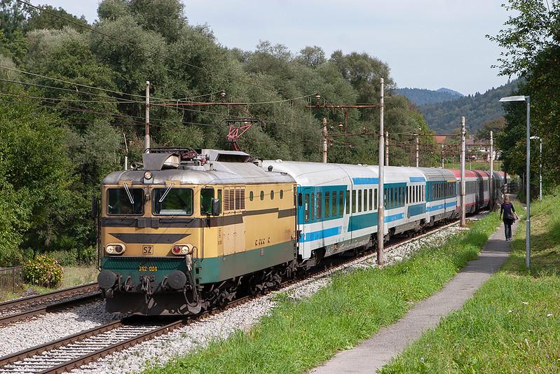 342-004 Jevnica 15/9/2010<br /> EC151 0803 Wien Meidling-Ljubljana