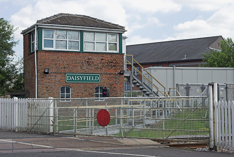 Daisyfield Station 16/6/2010