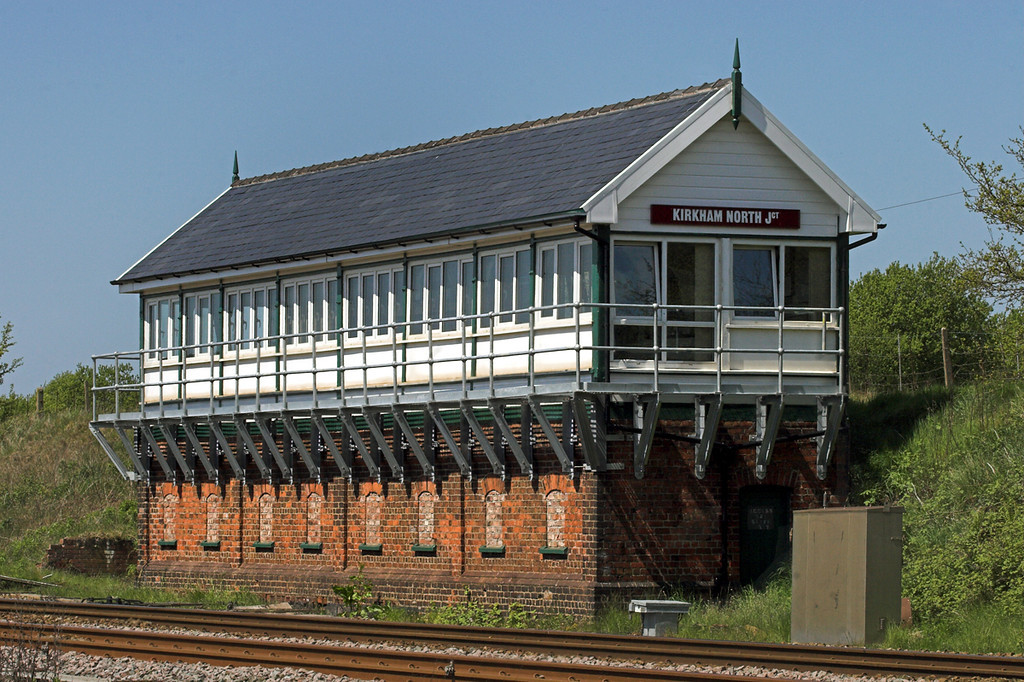 Kirkham North Junction 18/5/2010