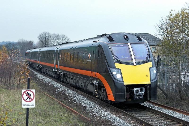 180101 Mirfield 18/11/2010<br /> 1A73 1022 Bradford Interchange-London Kings Cross