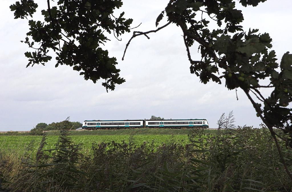 170273 Shippeas Hill 20/8/2010<br /> 1K73 1140 Norwich-Cambridge