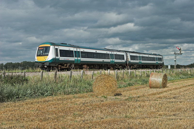170273 Lakenheath 20/8/2010<br /> 1K78 1612 Cambridge-Norwich