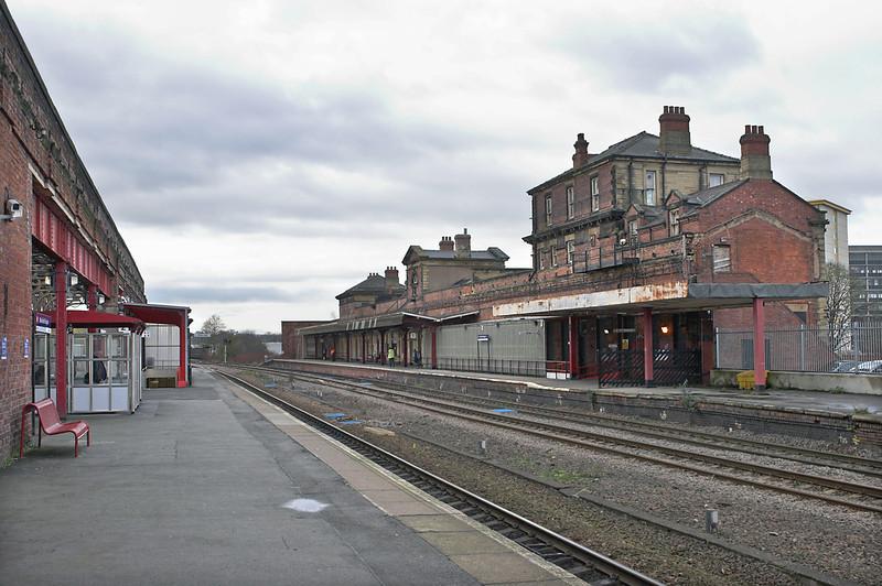 Wakefield Kirkgate 23/11/2010