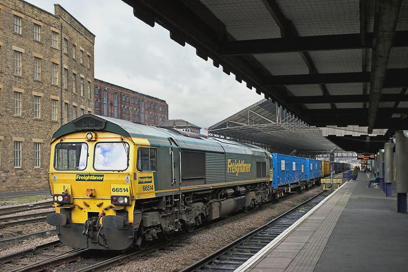 66514 Huddersfield 23/11/2010<br /> 6M05 0930 Roxby Gullet-Northenden