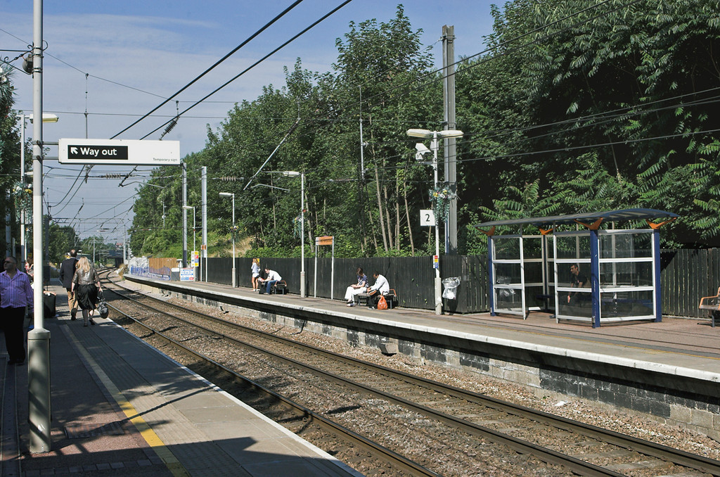 West Hampstead (North London Line) 24/7/2010
