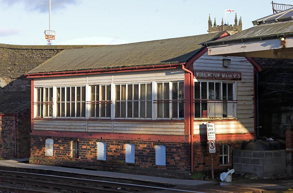 Workington Main No.3 29/1/2010