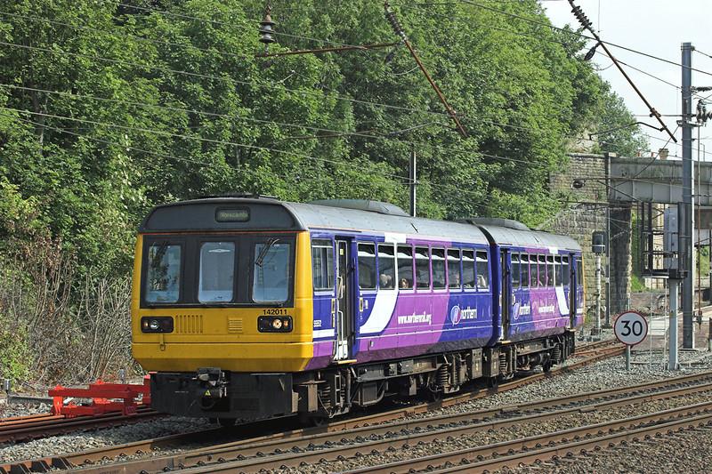 142011 Lancaster 30/6/2010<br /> 2H90 1349 Leeds-Morecambe