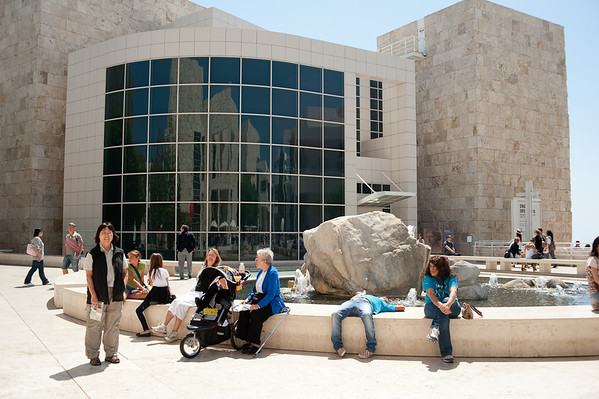 Aug. 2010 - Getty Museum