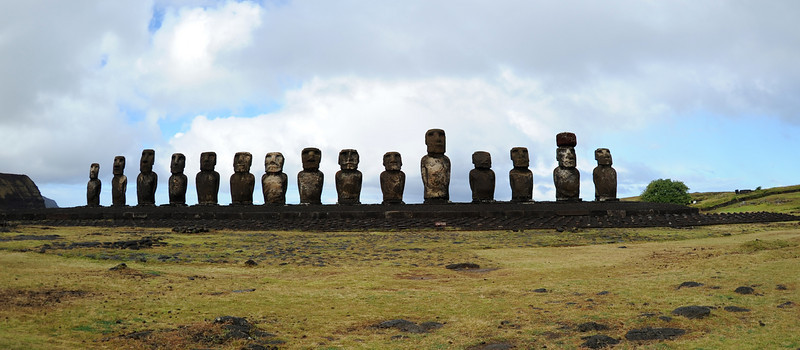 July 2010 - Chile & Easter Island