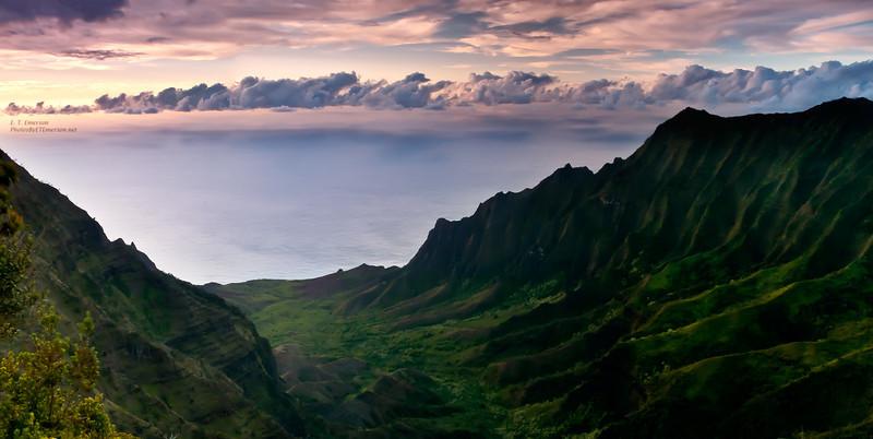 Hawaii, Kauai, Waimea Canyon