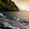 Hawaii, Kauai, Ke'e Beach
