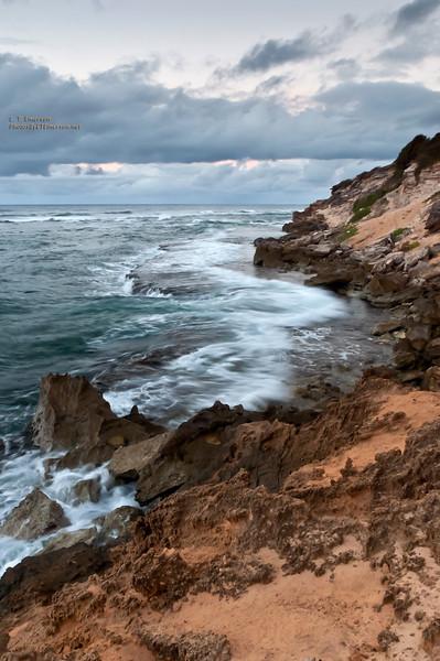 Hawaii, Kauai, Lictified Cliffs