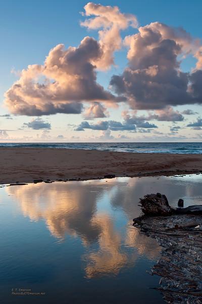 Hawaii, Kauai, Kealia Beach