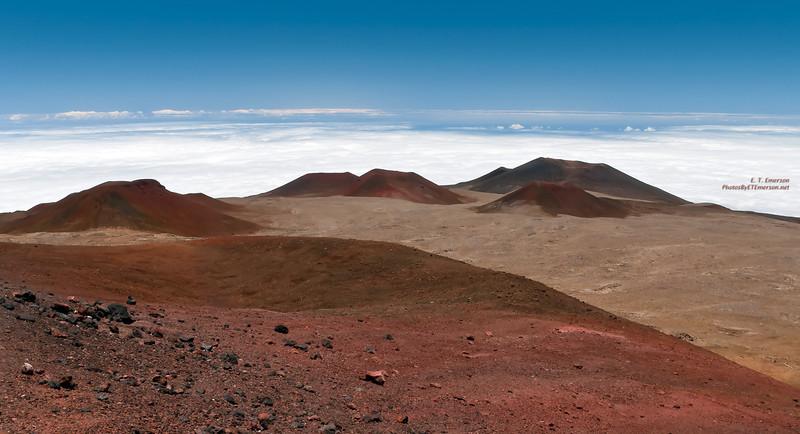 Hawaii, Big Island, Mauna Kea