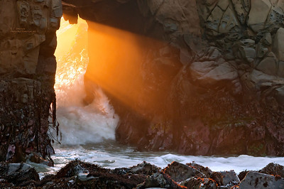 Pfeiffer Beach Arch