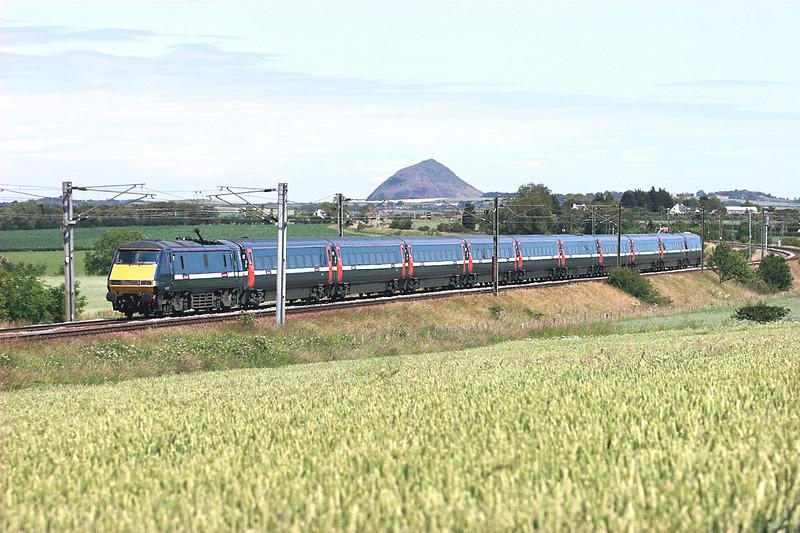 91123 Spittal 1/7/2011<br /> 1E17 1330 Edinburgh-London Kings Cross
