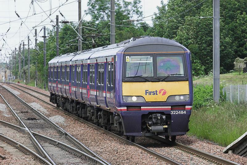 322484 Prestonpans 1/7/2011<br /> 2Y11 1726 North Berwick-Edinburgh