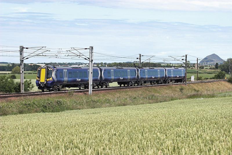 380107 Spittal 1/7/2011<br /> 2Y04 1343 Edinburgh-North Berwick