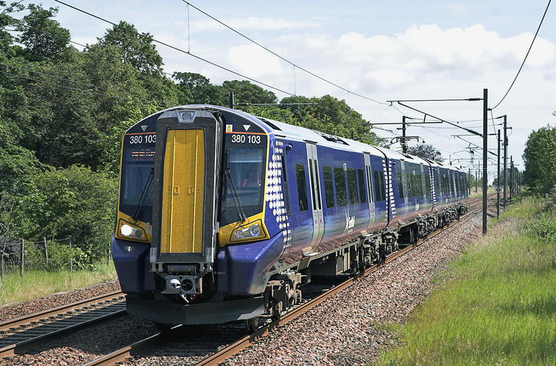 380103 Longniddry 1/7/2011<br /> 2Y11 1126 North Berwick-Edinburgh
