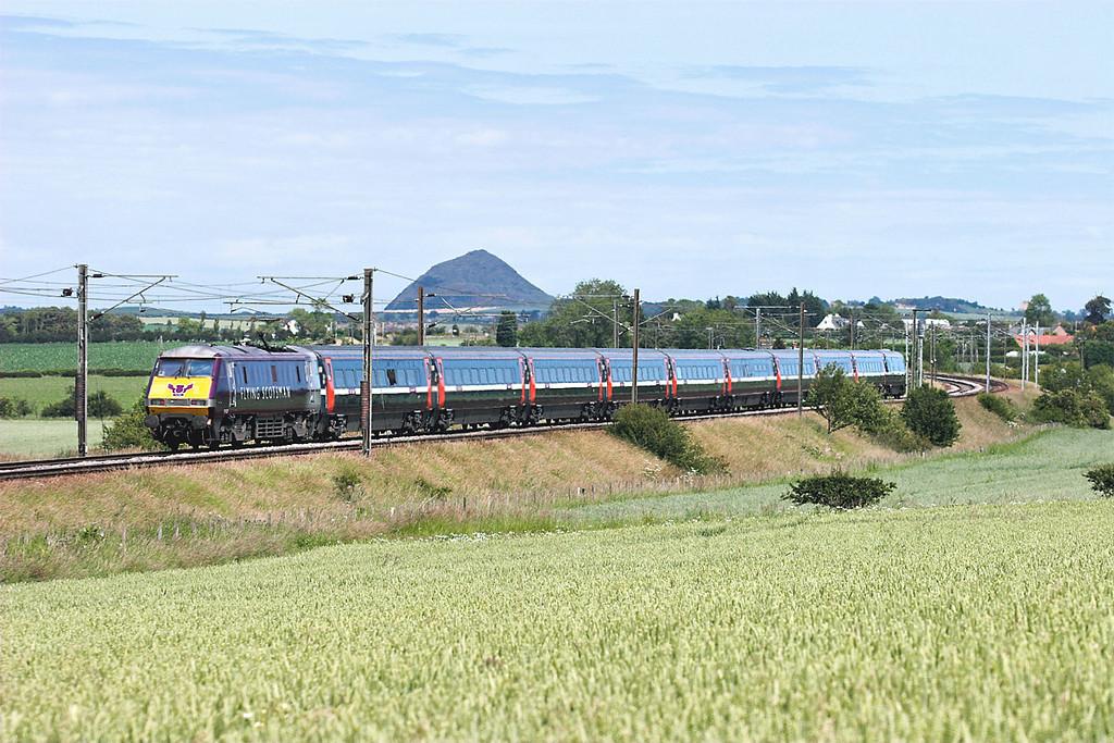 91101 Spittal 1/7/2011<br /> 1E18 1400 Edinburgh-London Kings Cross